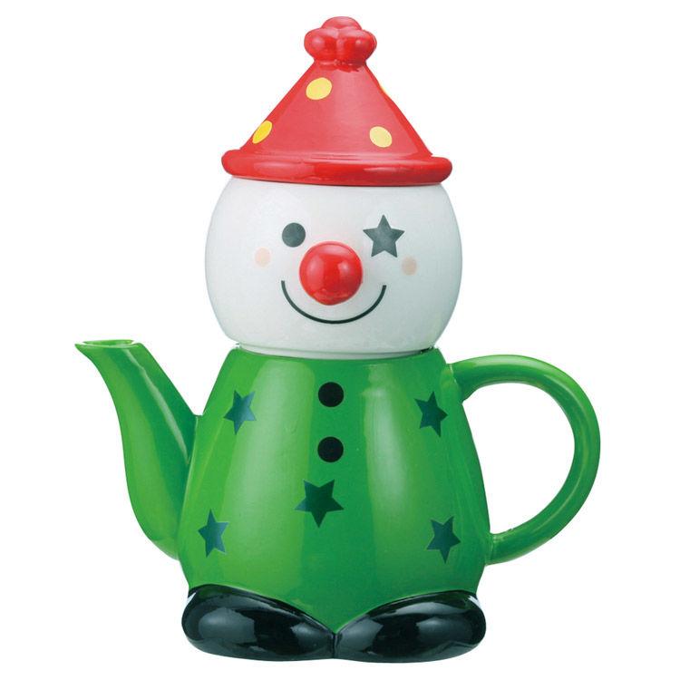 日本 sunart 杯壺組 - 小丑