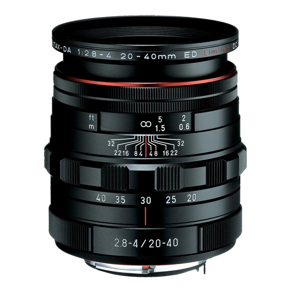 PENTAX HD DA 20-40mm F2.8-4.0 ED Limited DC WR _黑色【公司貨】