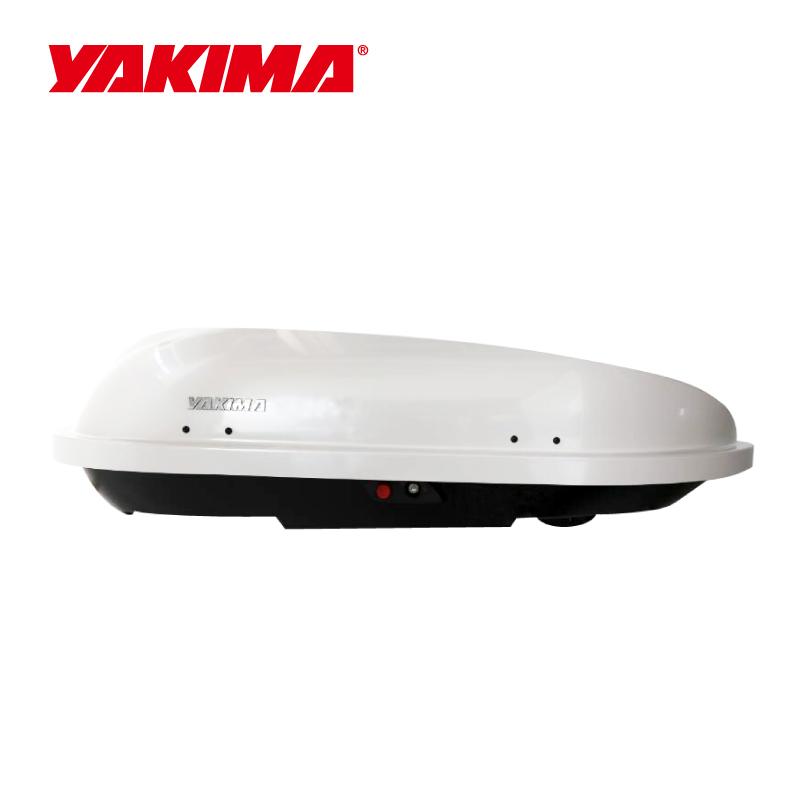YAKIMA Rocketbox PRO12 雙開式車頂行李箱-白