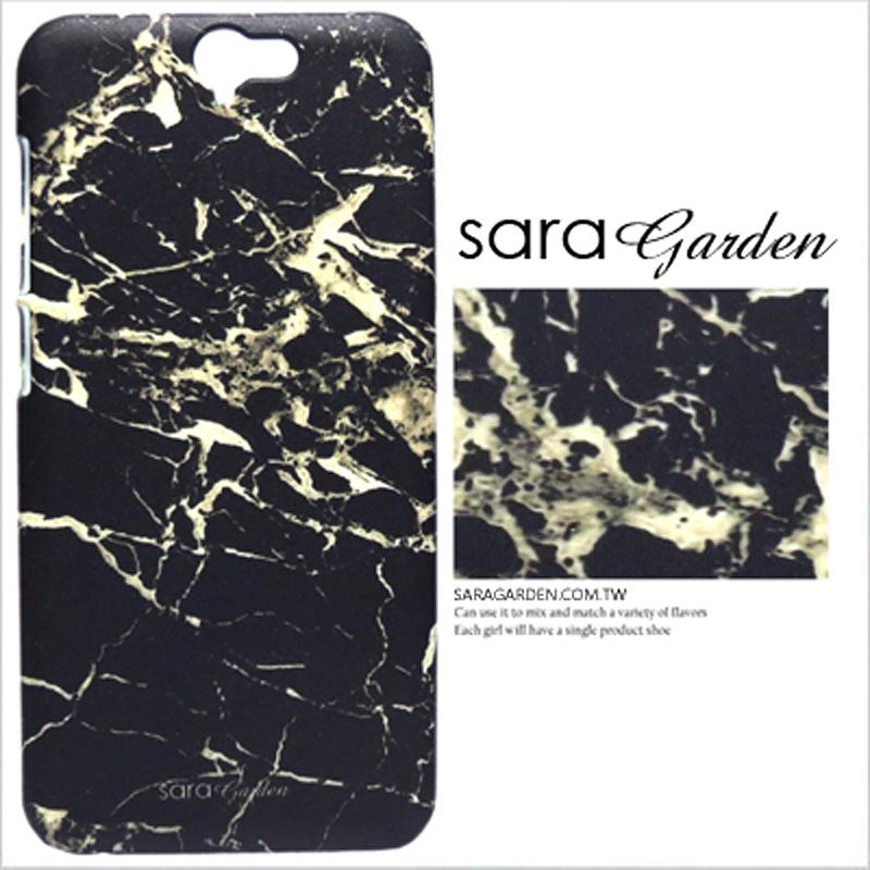 【Sara Garden】客製化 手機殼 Samsung 三星 Note10 爆裂 大理石 紋路 保護殼 硬殼