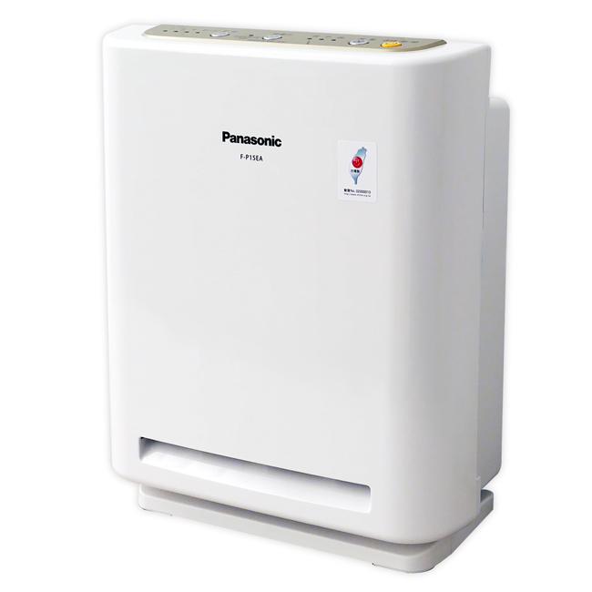 【Panasonic國際牌】負離子空氣清淨機 F-P15EA