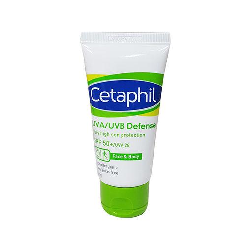 Cetaphil 舒特膚 極緻全護低敏防曬霜 SPF50+ 50ml