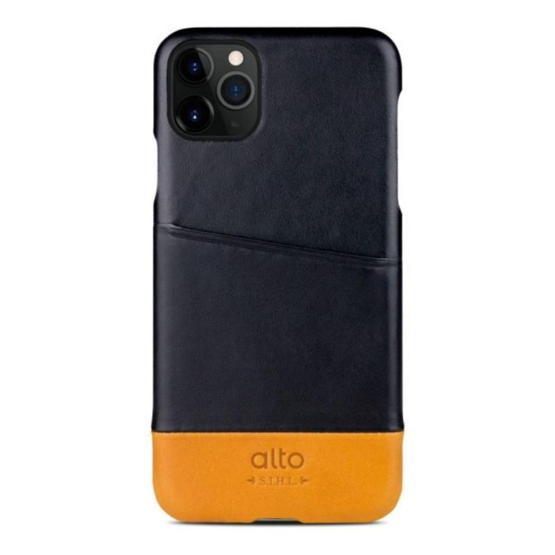alto 背蓋 Metro iPhone11 Pro 5.8 黑/棕