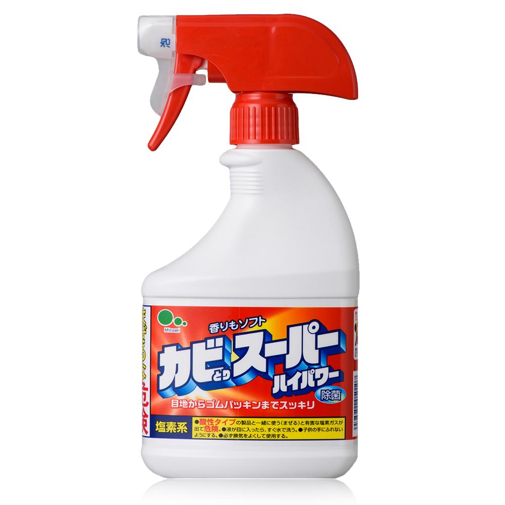 日本Mitsuei美淨易浴廁除菌清潔劑400mlx6入