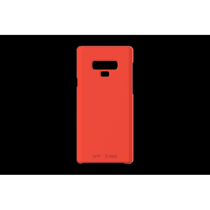 SAMSUNG Galaxy Note9 WITS 流行硬殼背蓋 橙