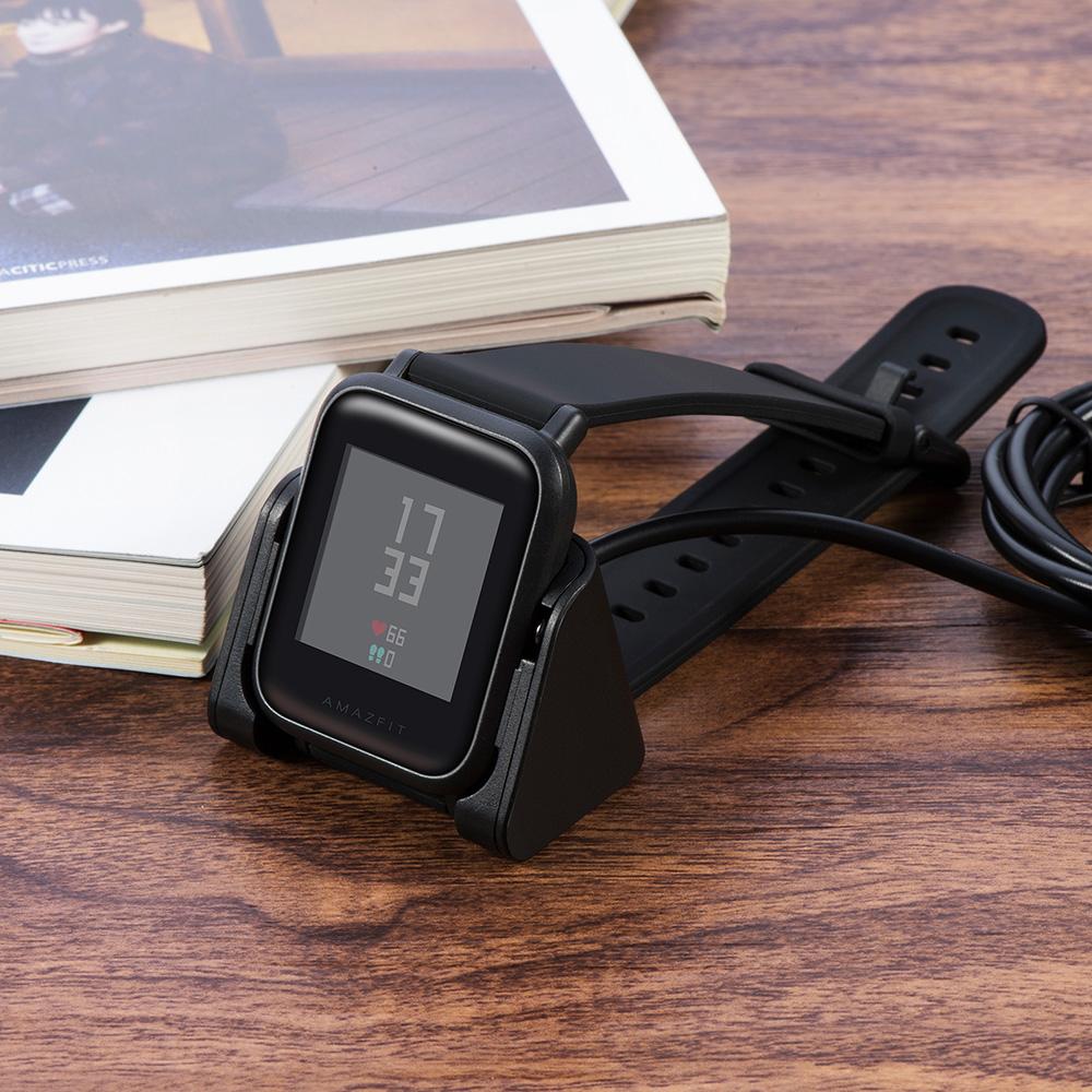 AMAZFIT 米動手錶 青春版/LITE 直立式充電器 (免拆錶帶)