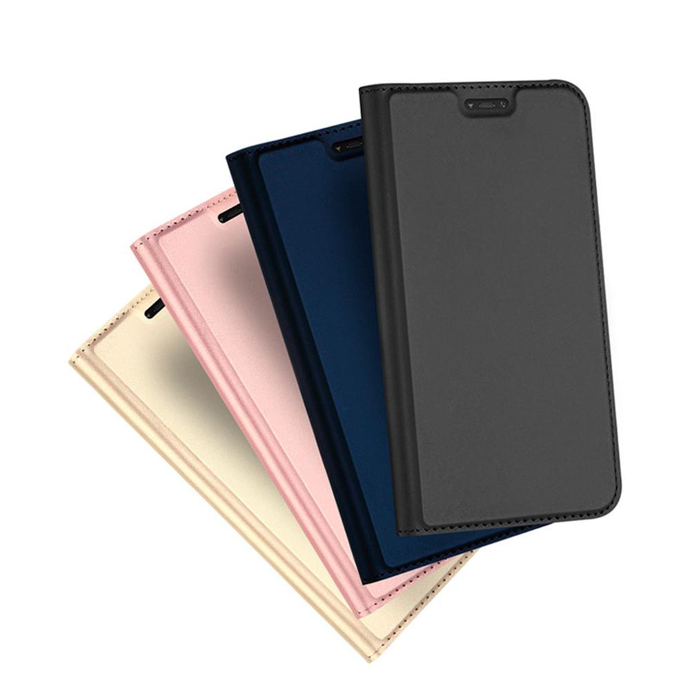 DUX DUCIS MIUI 紅米 Note 6 Pro SKIN Pro 皮套(玫瑰金)