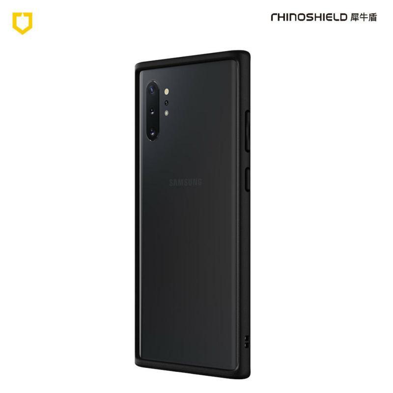 犀牛盾CrashGuard防摔邊框殼 SAMSUNG Galaxy Note10+ 黑