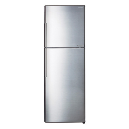 【SHARP 夏普】253L 變頻2門電冰箱-光耀銀 SJ-GX25-SL