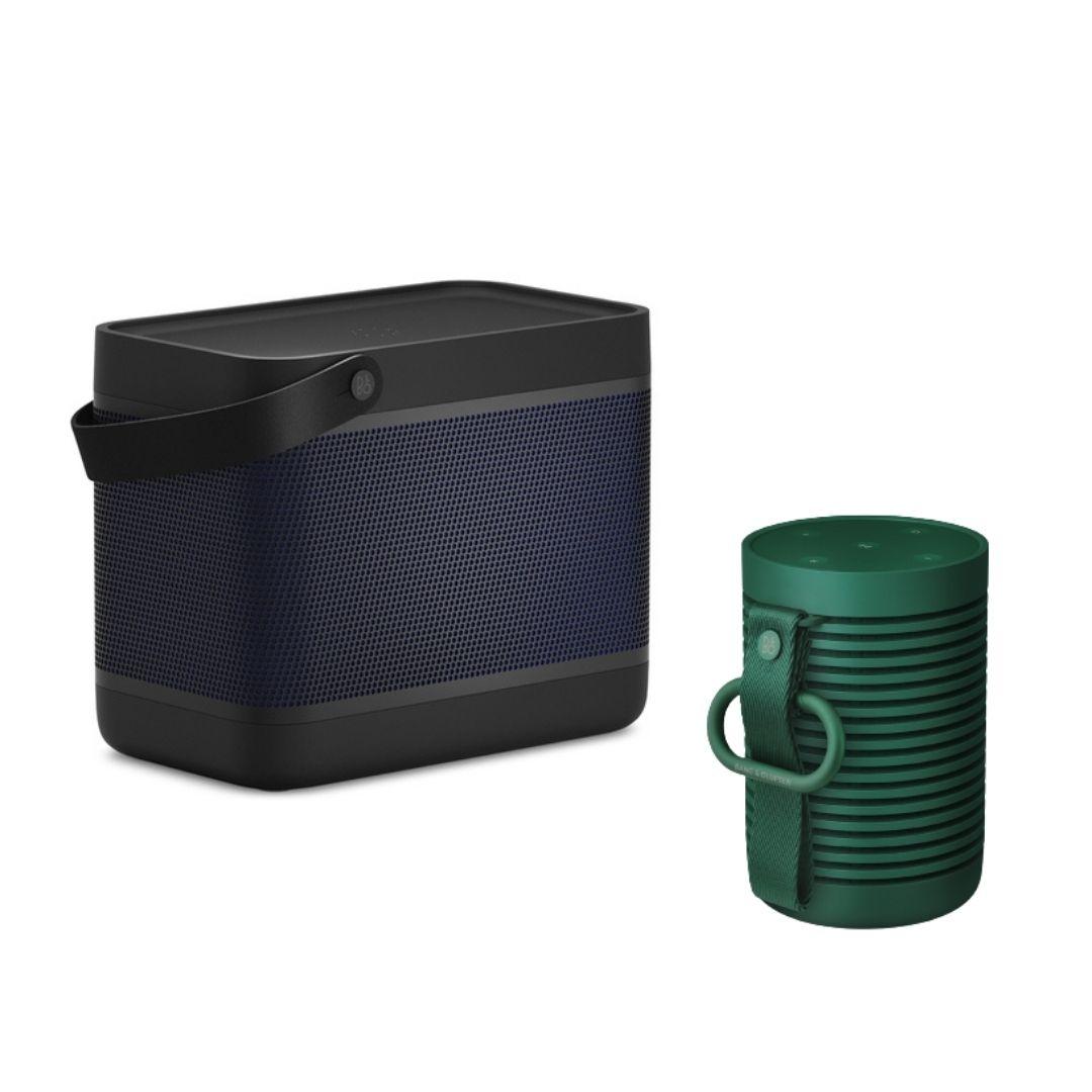 B&O兩件組 Beolit 20 黑+Beosound Explore 綠(限時優惠預購)
