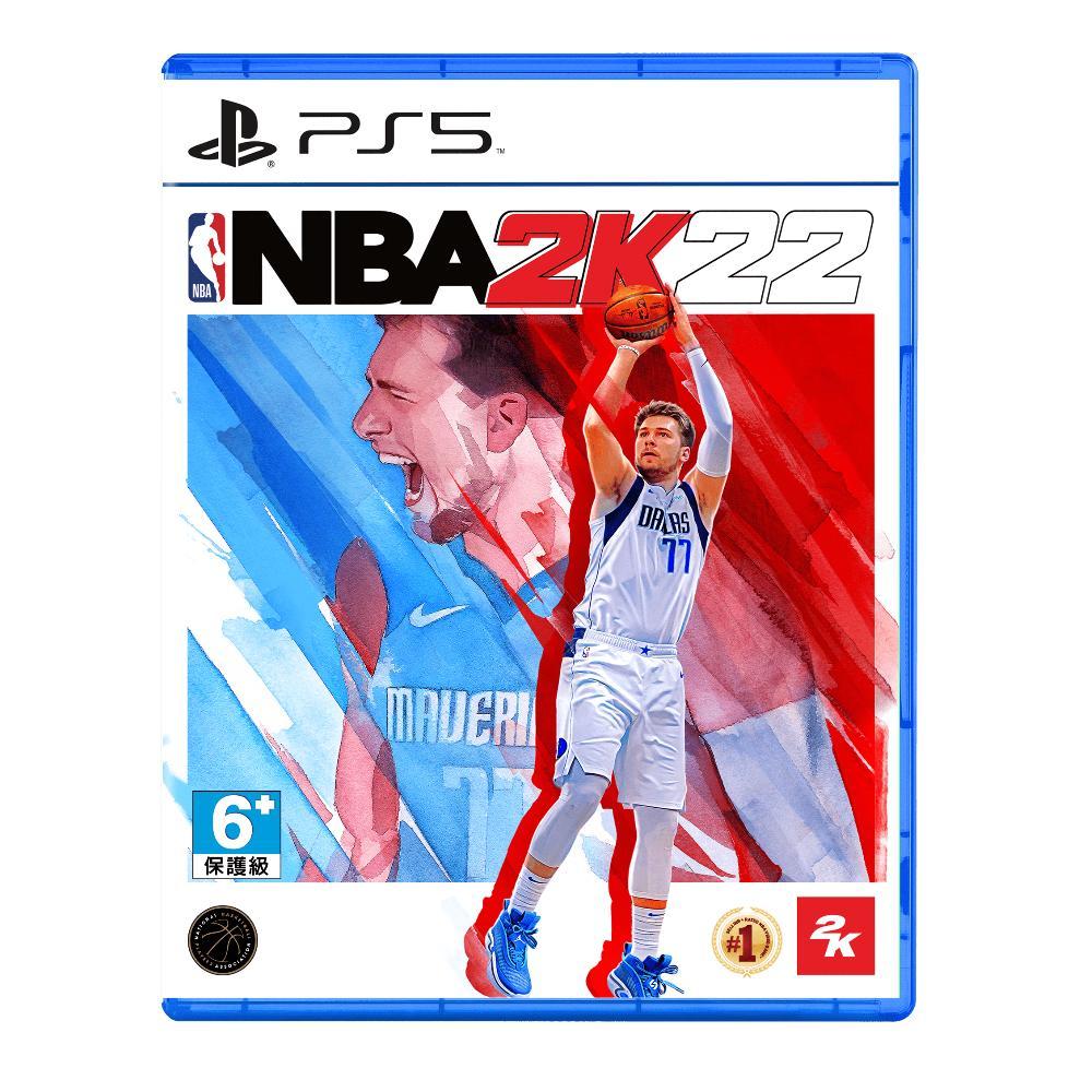 PS5 NBA 2K22 中文一般版