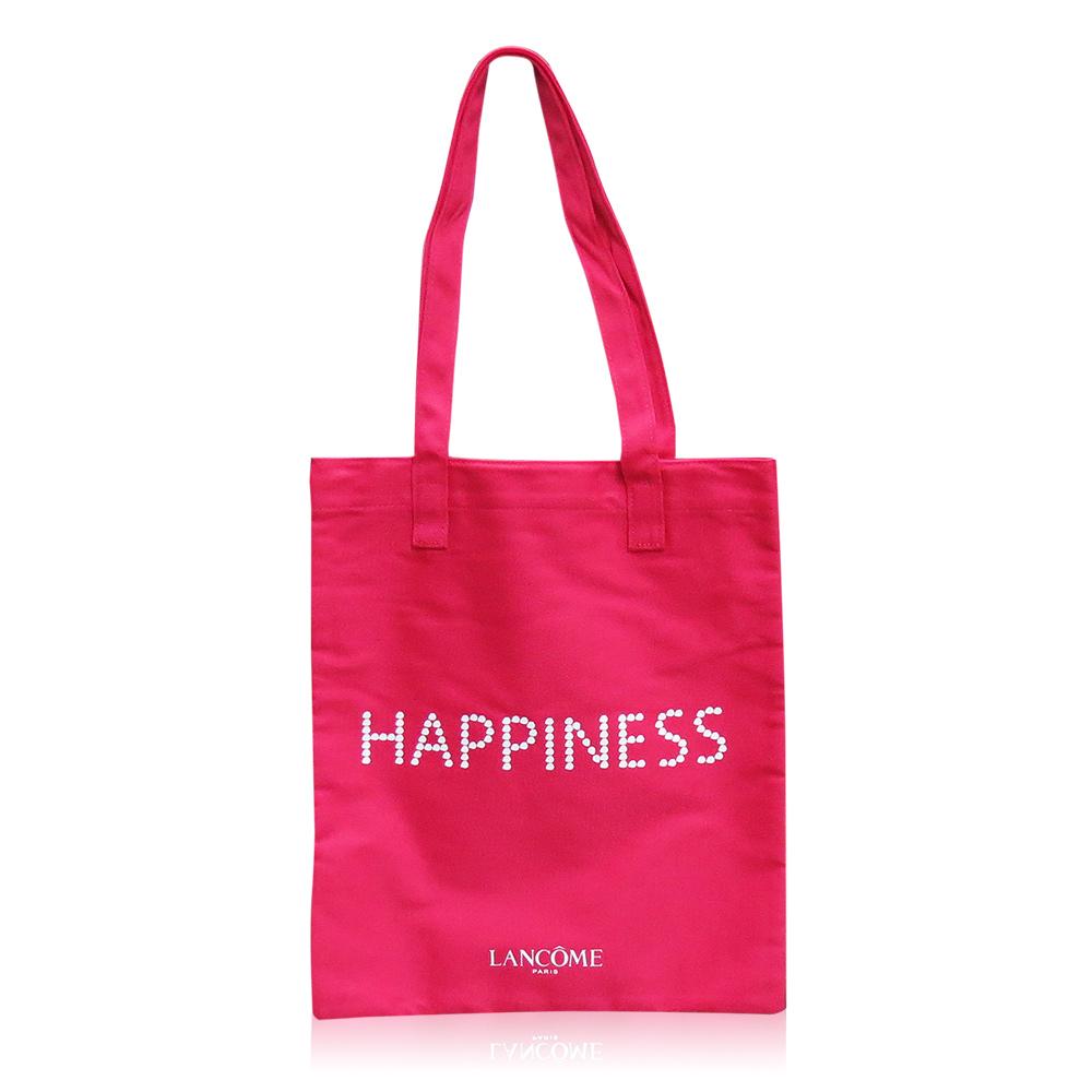 LANCOME 蘭蔻 Happiness 幸福托特包(34X38cm)