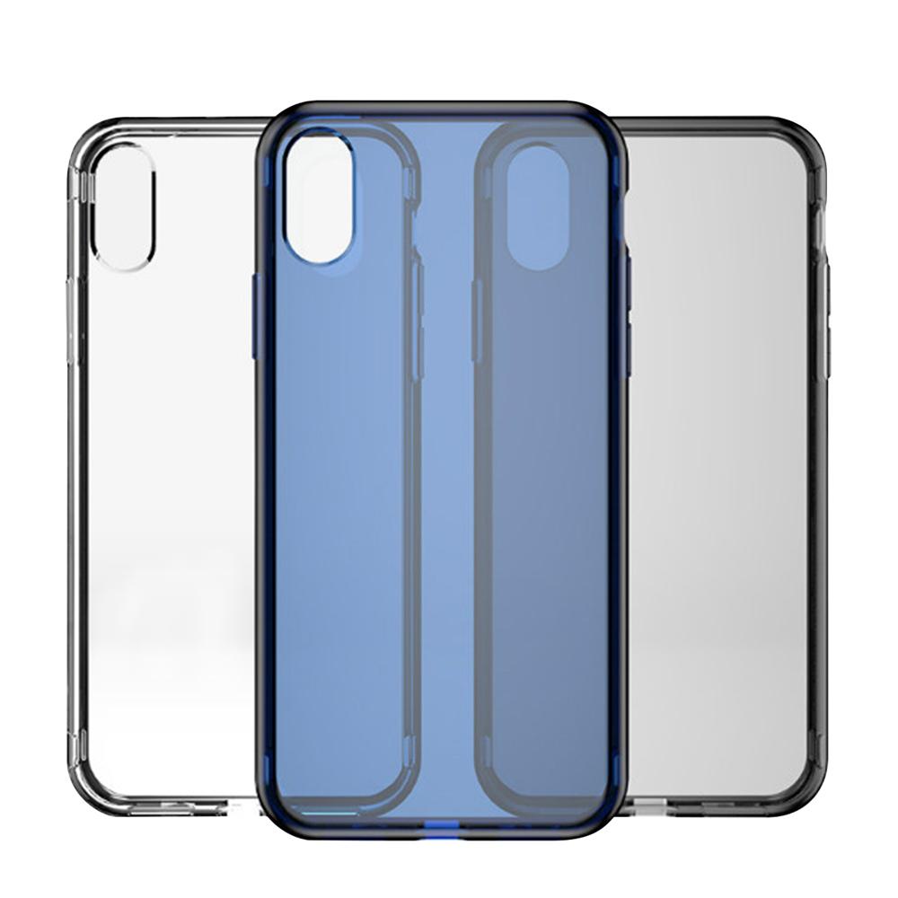 DUX DUCIS Apple iPhone X Light 保護套(灰色)