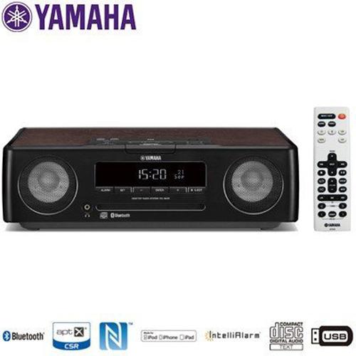 【YAMAHA 山葉】 TSX-B235 床頭音響 桌上型音響喇叭 黑