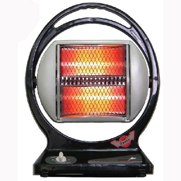 【聯統】手提石英管電暖器 LT-663