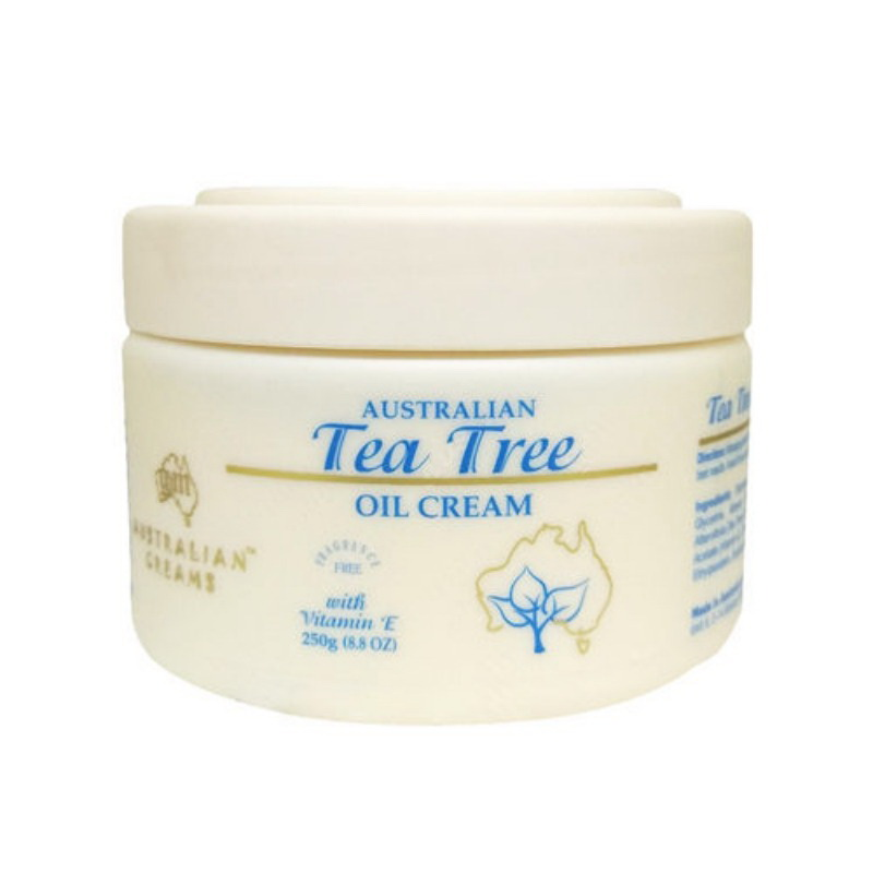 澳洲G&M 茶樹精油平衡霜 Tea Tree Oil Cream250g