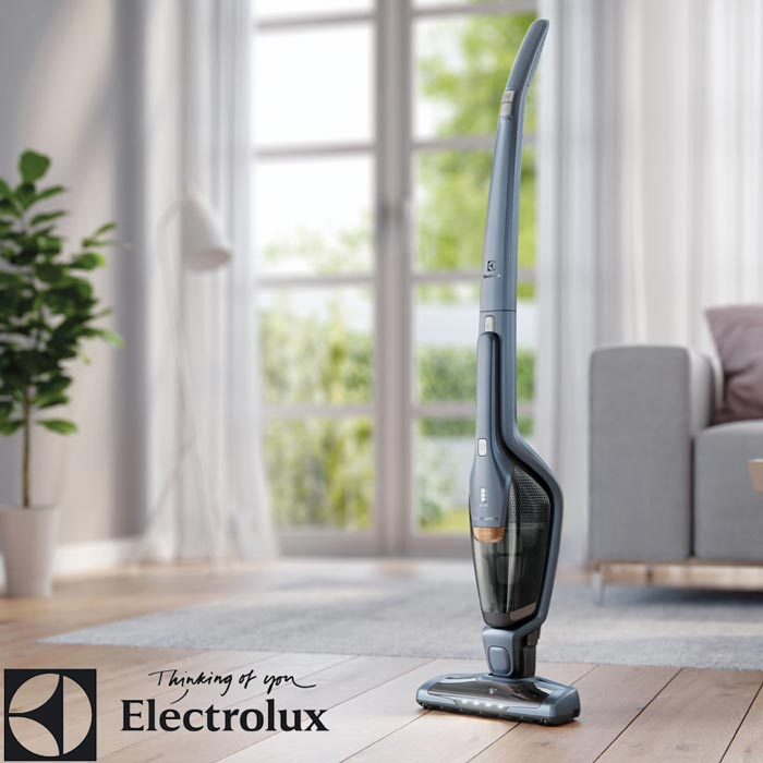 買就送【Electrolux 伊萊克斯】】超級完美管家吸塵器-HEPA進化版 ZB3311