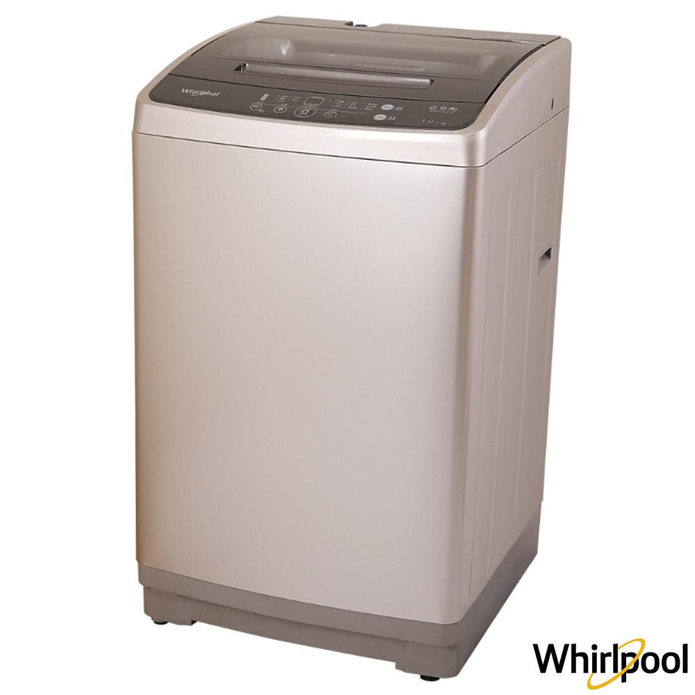 【Whirlpool 惠而浦】12公斤直立式洗衣機 WM12KW 原廠公司貨含基本安裝