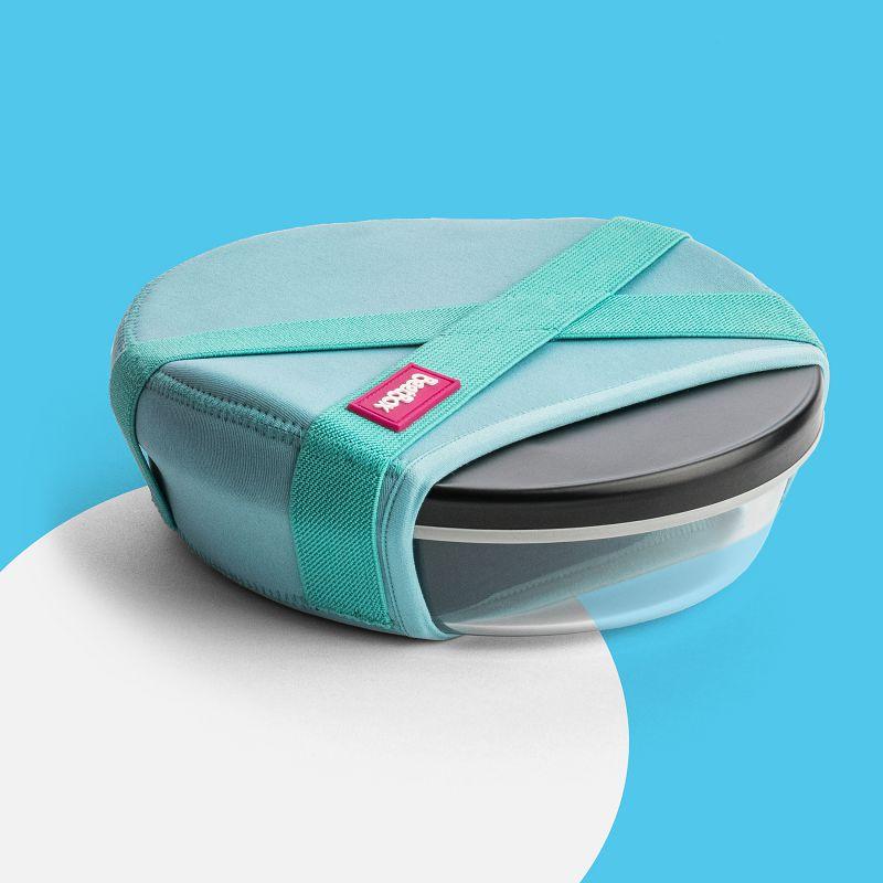 澳洲 BeetBox 玻璃餐盒 850ml - 孔雀