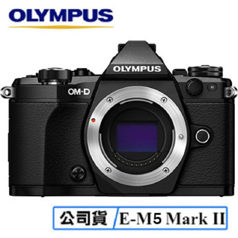 OLYMPUS OM-D E-M5 Mark II 單機身 公司貨