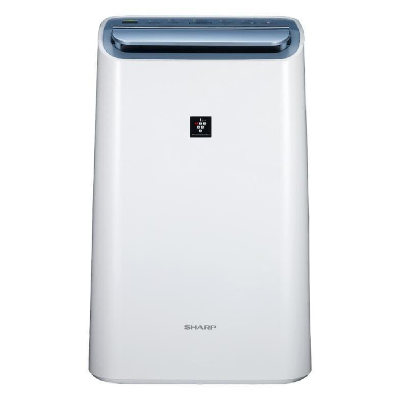 SHARP DW-H10FT-W 10.5L HEPA除菌除濕機 福利品 白