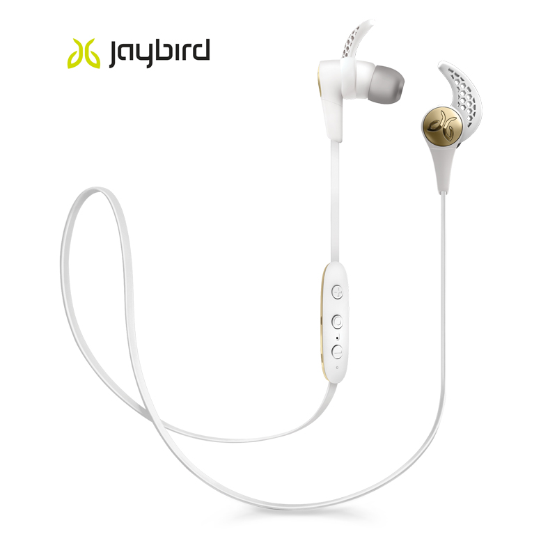 Jaybird X3 Sport 藍牙無線運動耳機 奢華白