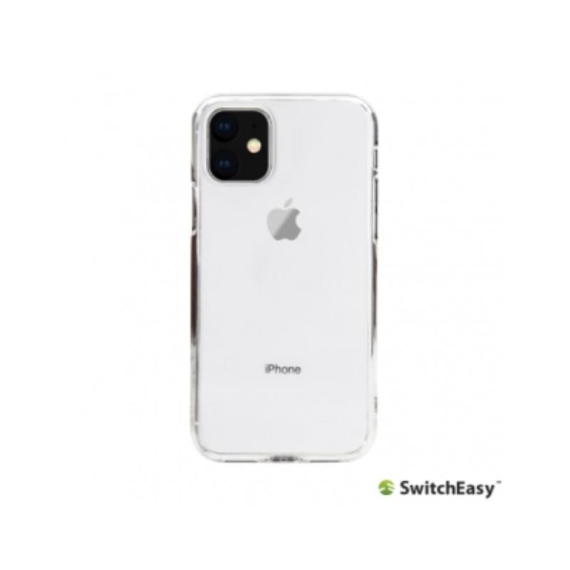 SwitchEasy iPhone 11 透明吸震防摔保護套