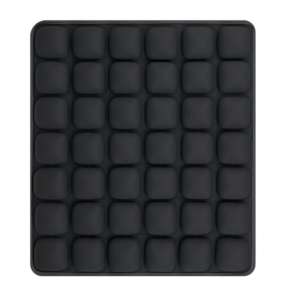 lestar 升級版3D氣囊可加水坐墊 -黑色