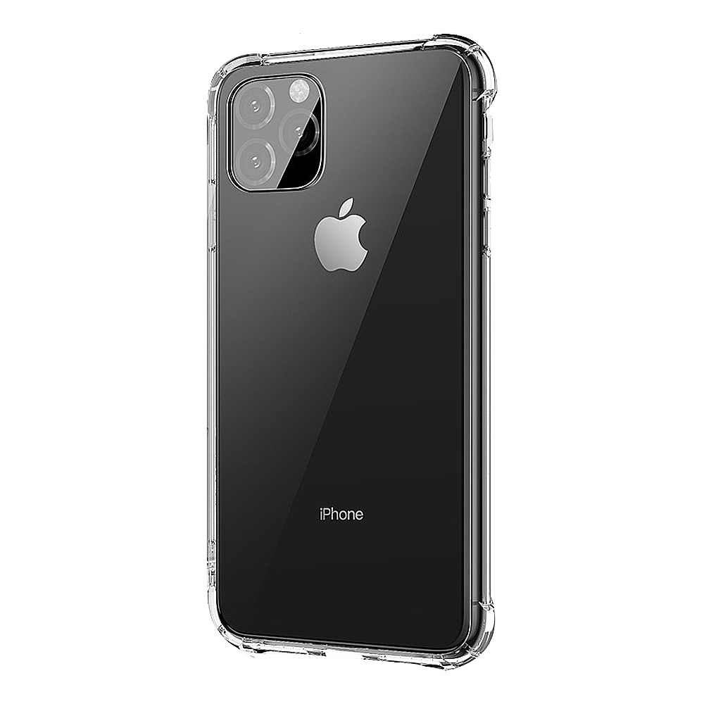 LEEU DESIGN Apple iPhone 11 Pro 5.8 傲熊冰封 氣囊鋼化玻璃殼