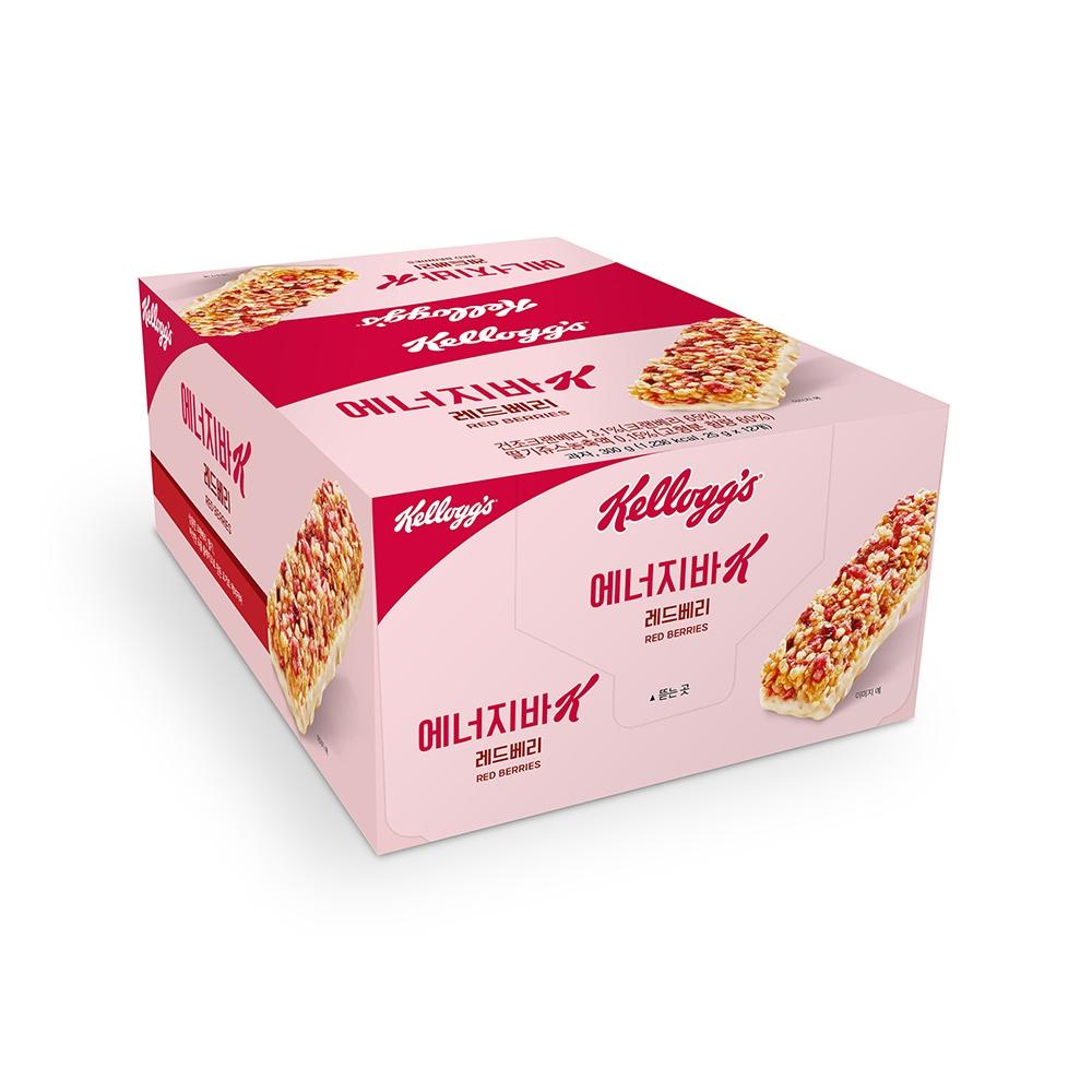 Kellogg's 家樂氏莓果優格穀物棒25gX12條