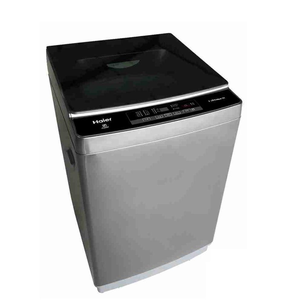 海爾12公斤全自動銀色洗衣機XQ120-9198G