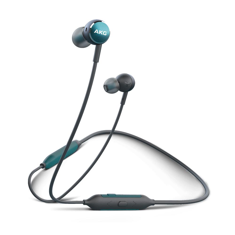 AKG Y100 Wireless 綠色 無線藍牙 耳道式耳機