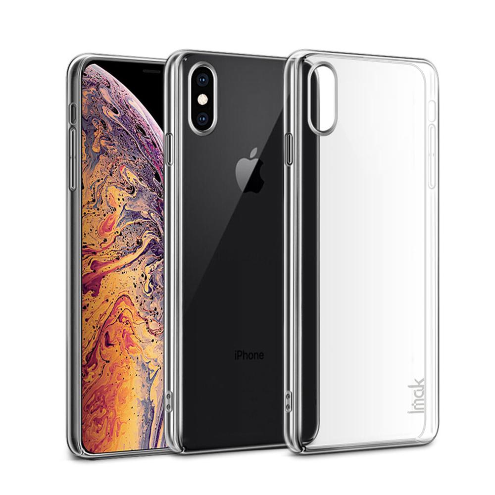 Imak Apple iPhone Xs Max 羽翼II水晶殼(Pro版)