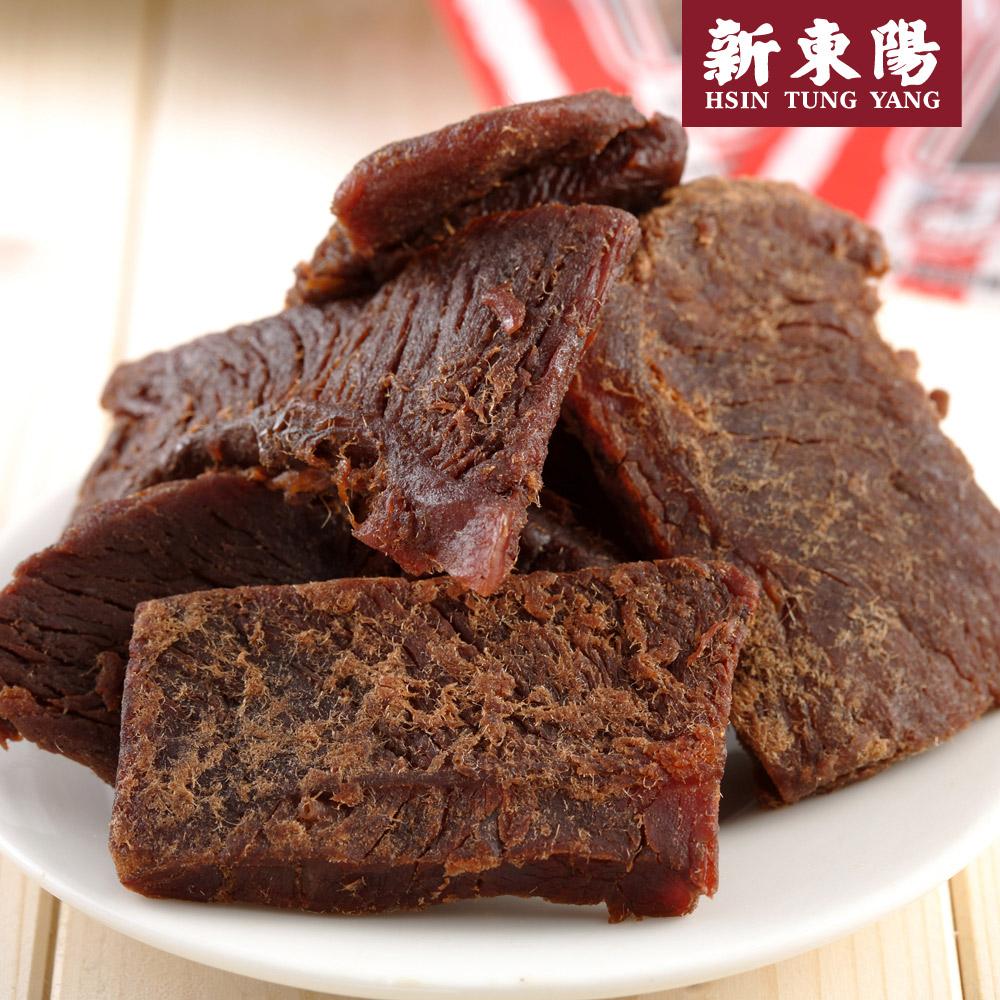 【新東陽】I-mini牛肉乾 (90g原味*3包+辣味*3包)