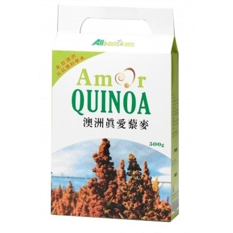 澳洲 AMOR 健康天然藜麥六入組