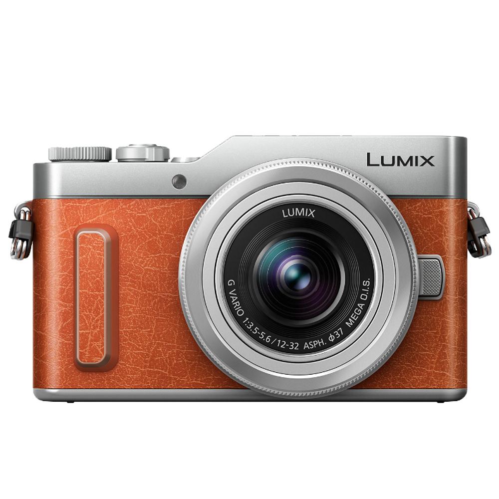 Panasonic GF10 12-32mm 變焦鏡組 (公司貨)_銀色-送原廠相機包