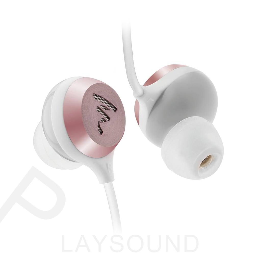FOCAL SPHEAR S 粉紅色 高解析 單按鍵 線控通話 入耳式耳機