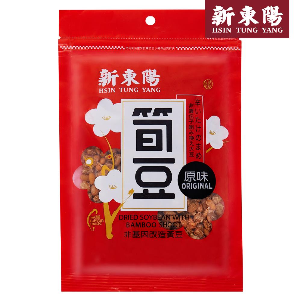 【新東陽】綜合筍豆(150g原味*8包+150g辣味*8包)