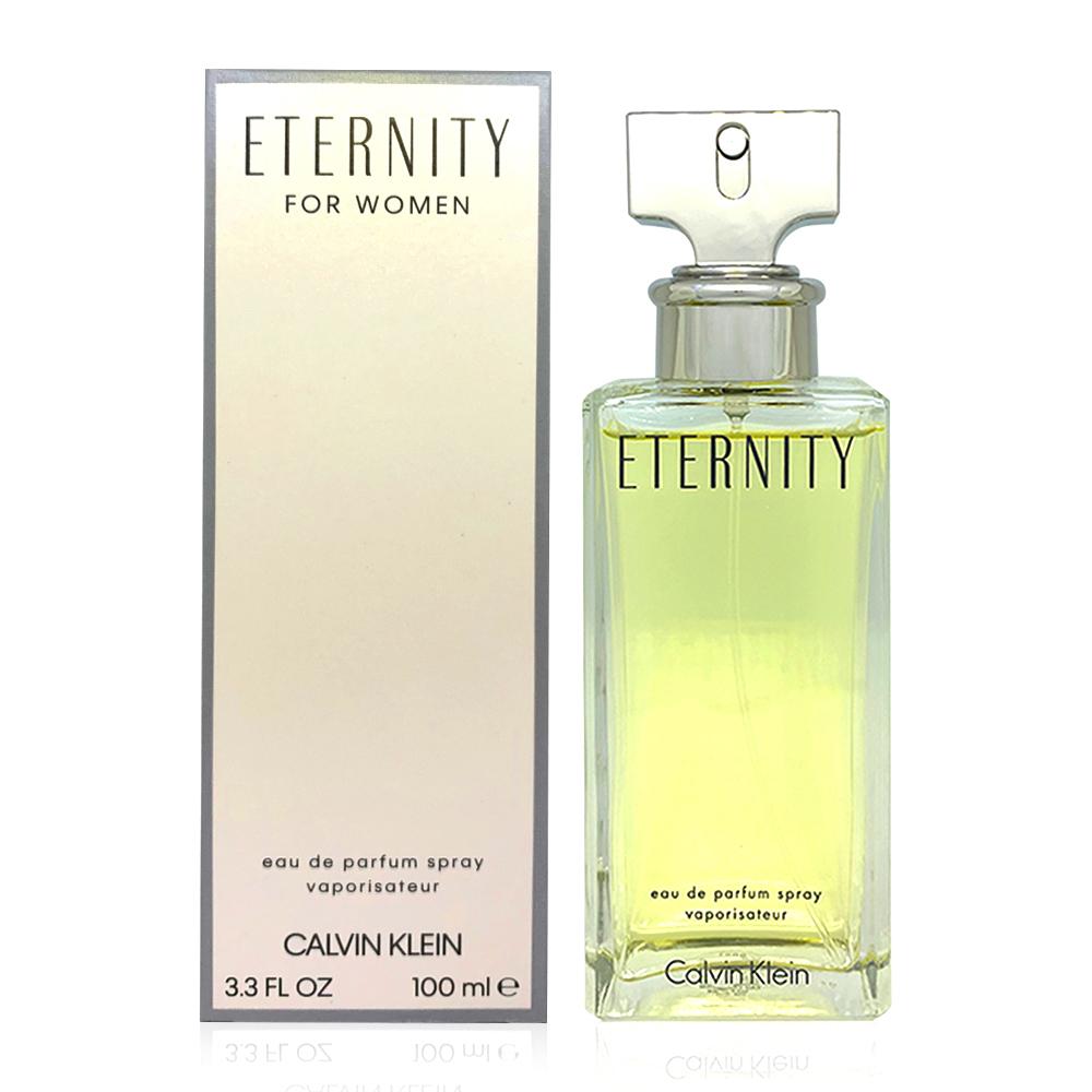 Calvin Klein CK Eternity 永恆女性淡香精 100ml