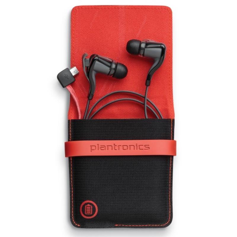 藍芽耳機 Plantronics BackBeat GO2 精裝版 (黑)