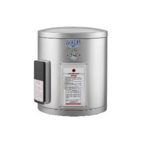 (全省安裝)莊頭北 8加侖直掛式儲熱式熱水器 TE-1080
