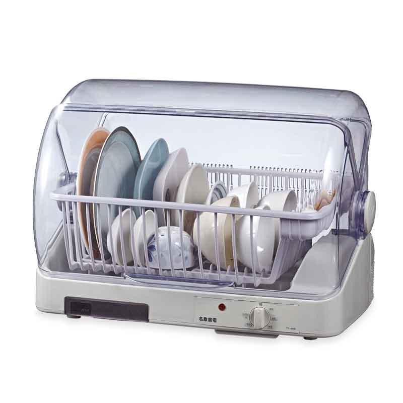 年終下殺↘【名象】桌上型溫風乾燥烘碗機 TT-865 (台灣製造)