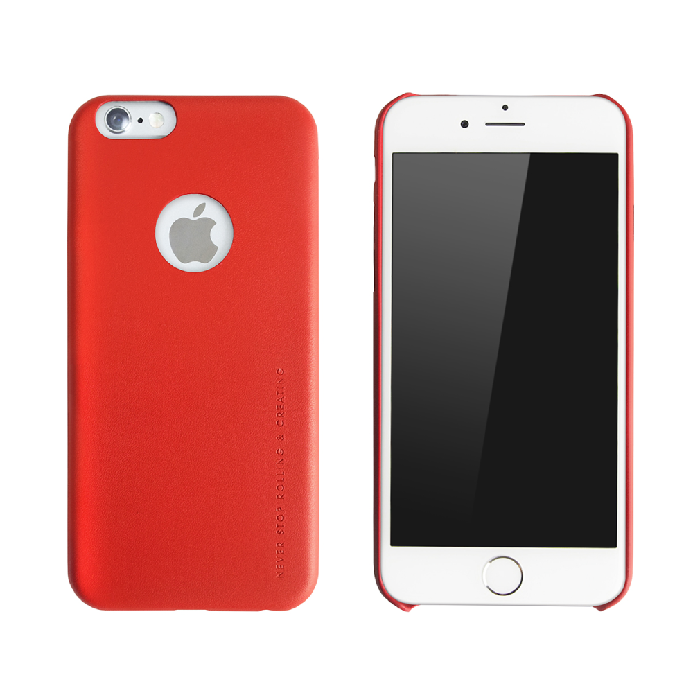 【Rolling Ave.】Ultra Slim iPhone 6 plus / iPhone 6S plus 極致輕薄 - 經典紅