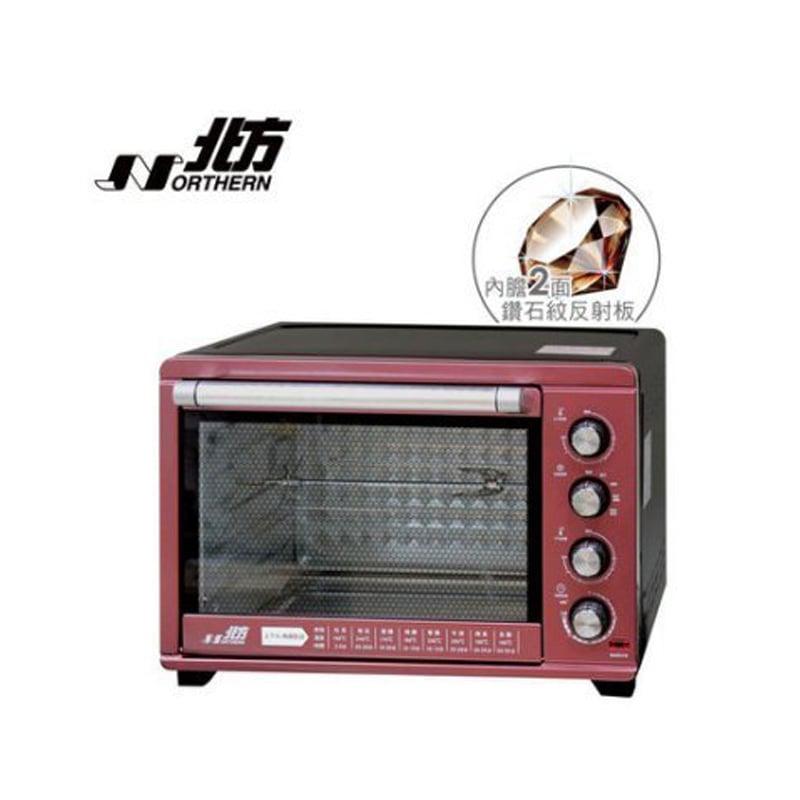 NORTHERN 北方 PF-536 雙溫控 旋風 電烤箱 36L 雙溫控