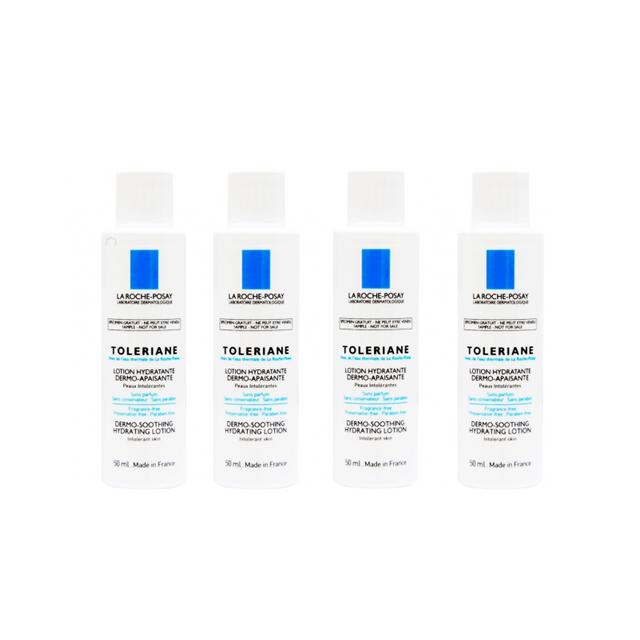 La Roche Posay 理膚寶水 多容安舒緩保濕化妝水 50ml*4 (200ml)