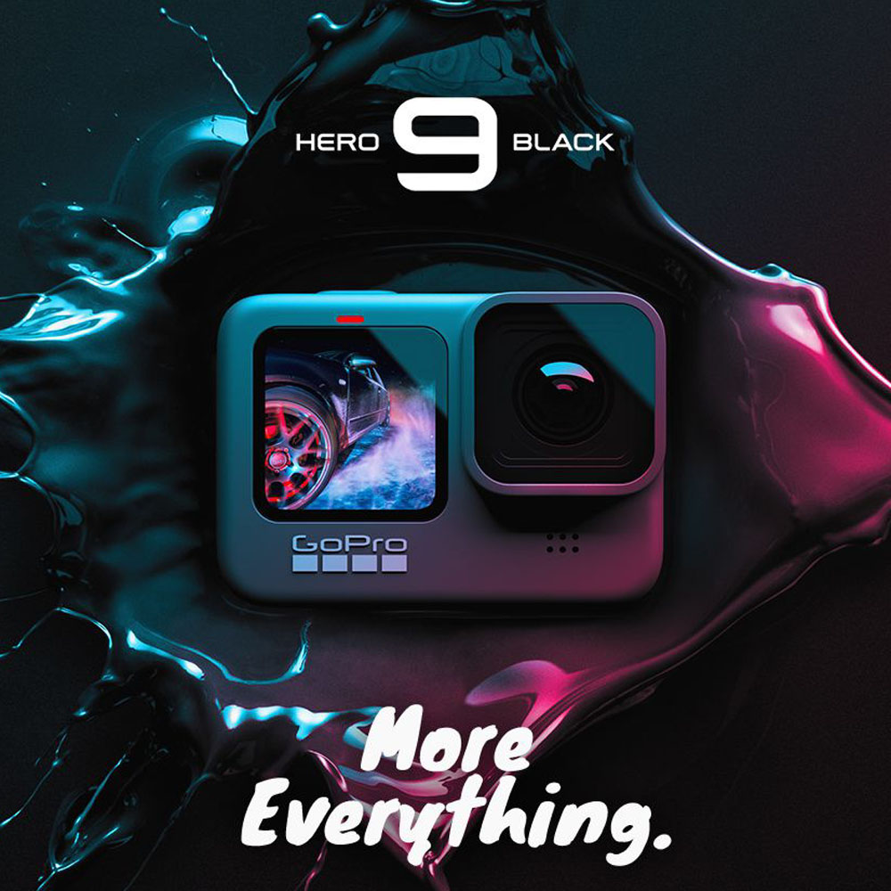 GoPro HERO9黑 全方位攝影機