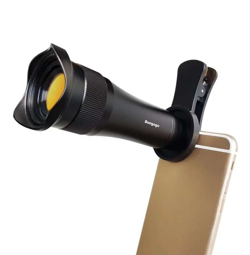 Bomgogo Govision TL2 長焦望遠手機鏡頭組 / 限量贈送T2腳架(市價790元)