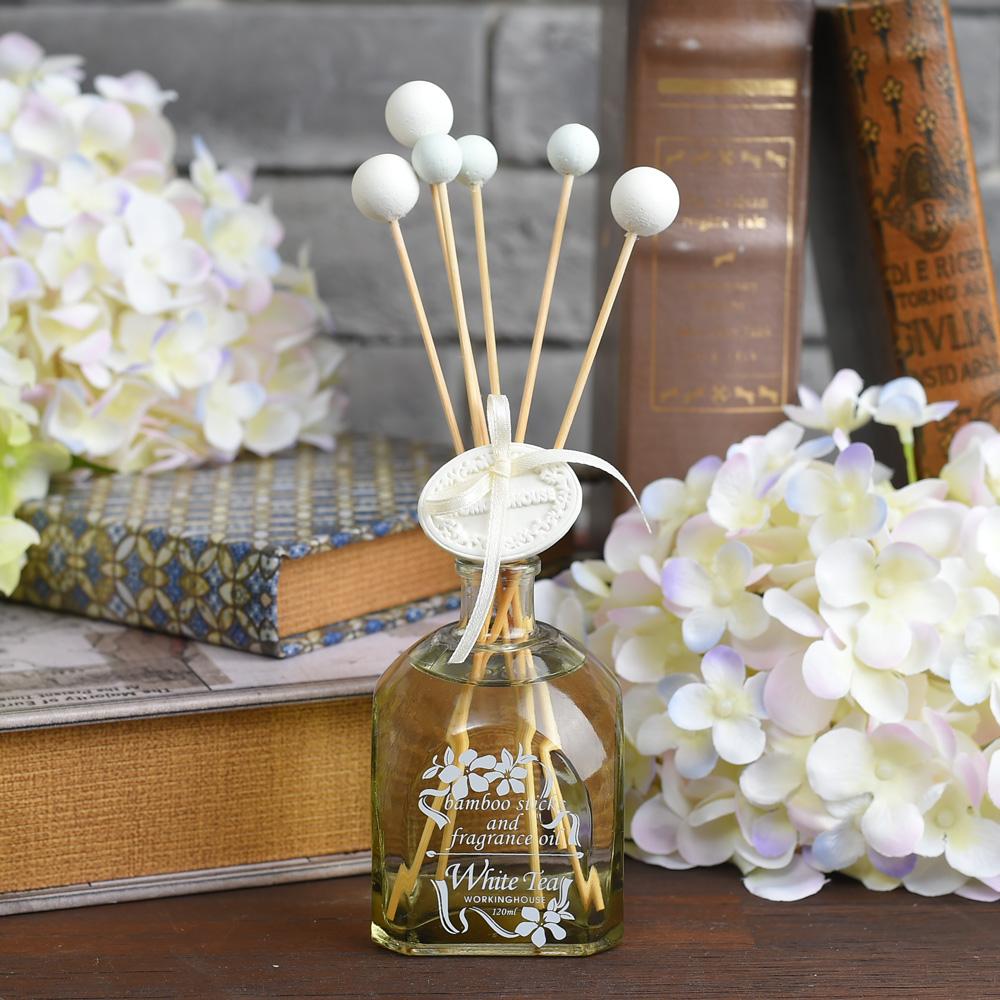 白茶Aroma香氛棒組120ml-生活工場
