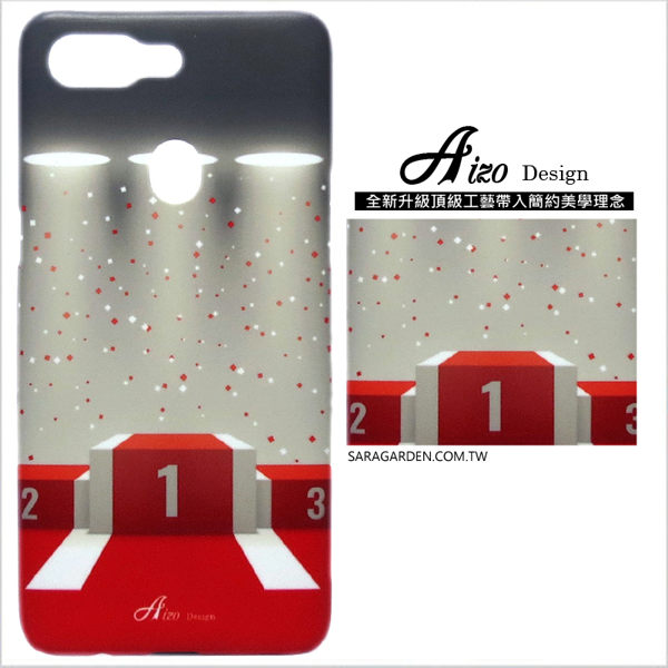 【AIZO】客製化 手機殼 SONY XA2 Ultra 保護殼 硬殼 聚光燈