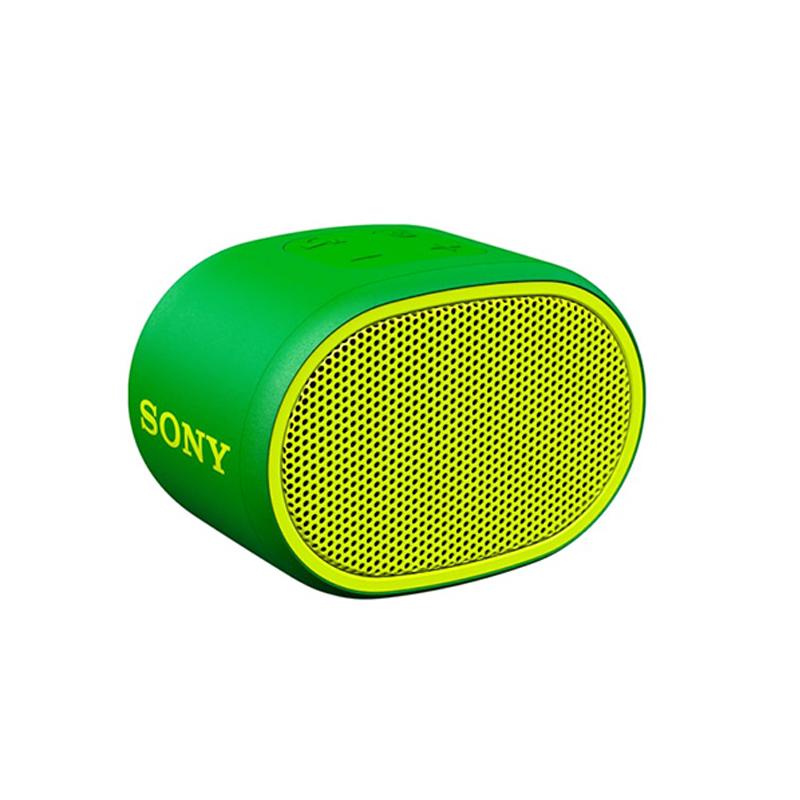 SONY 索尼 SRS-XB01 可攜式防水 藍芽喇叭 綠色